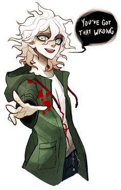 I post art--mostly of my own characters + the occasional commission and fanart. Danganronpa Funny, Super Danganronpa, Danganronpa Characters, Anime Characters, All Meme, Fanart, Nagito Komaeda, Another Anime, Trigger Happy Havoc