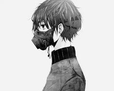 anime, anime boy, and manga image Boys Anime, Cute Anime Boy, Hot Anime Guys, Manga Boy, Manga Anime, Anime Art, Boy Tumblr, Anime Tumblr, Anime Gas Mask