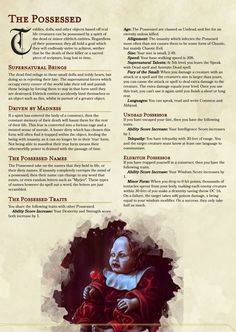Dungeons And Dragons Races, Dungeons And Dragons Classes, Dungeons And Dragons Homebrew, Dnd Characters, Fantasy Characters, D D Races, Dnd Classes, Fantasy Character Design, Home Brewing