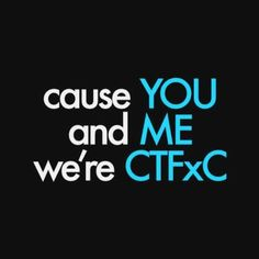 CTFxC theme song