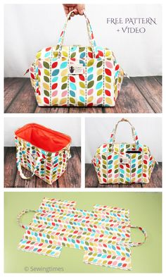 Quilted Tote Bags, Fabric Tote Bags, Diy Tote Bag, Patchwork Bags, Crazy Patchwork, Sew Tote Bags, Fabric Handbags, Patchwork Designs, Tote Handbags