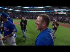 Chicago Cubs Win World Series! Complete Bottom 10th and reaction