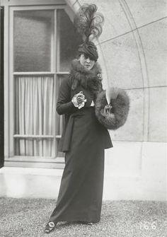 Mme Forzanne, 1913.