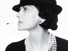 """""""The meaness of life gave me strength, pride; the drive to win and a passion to greatness.""""-Gabrielle (Coco) Chanel"""