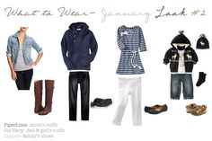 What to Wear- January 2012 » Corina Nielsen Photography & Designs Blog