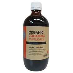 Colloidal Minerals – 500ml   Changing Habits