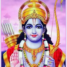 Lord Ram Story has been narrated in epics like Ramayana & Ramcharitmanas. Check out some of teh stunning Lord Ram images, ram navami images in HD. Ram Navami Images, Shree Ram Images, Hanuman Ji Wallpapers, Hanuman Wallpaper, Hanuman Images, Ganesh Images, Lord Ram Image, Lord Sri Rama, Ram Hanuman
