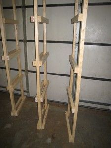 How to Build Inexpensive Basement Storage Shelves Home Remodel & Landscaping