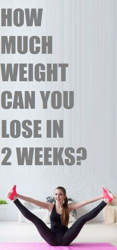 Are you wondering how to lose weight or how much weight can you lose in 2 weeks? Read our answer and tips on this common question. Quick Weight Loss Tips, Weight Loss Challenge, Weight Loss Meal Plan, Weight Loss For Women, Diet Plans To Lose Weight, Weight Loss Goals, Weight Loss Motivation, Healthy Weight Loss, How To Lose Weight Fast