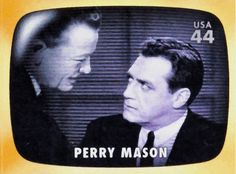 I uploaded new artwork to fineartamerica.com! - 'Perry Mason' - http://fineartamerica.com/featured/perry-mason-lanjee-chee.html