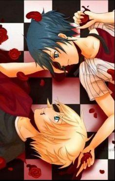Ciel x Alois ☆