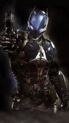 ARKHAM KNIGHT by JPGraphic.deviantart.com on @DeviantArt