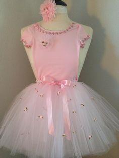 Homemade ballerina