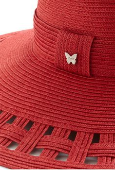 The Skylight of Day Hat in Red Winter Color, Summer Colors, Summer Of Love, Pale Dogwood, Pantone 2017 Colour, 2017 Colors, Colors Of Fire, Red Hat Ladies, Hat Shop