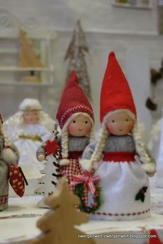 Cutest Swedish dolls ever!