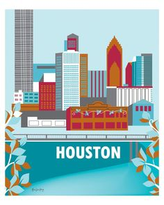 Houston, Texas Not my cup of tea yet I've been there 3 times go figure it's a love hate thing lol