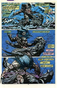 Barry Windsor-Smith Unofficial Blog: Marvel