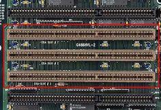 Definisi dan fungsi Slot EISA pada motherboard