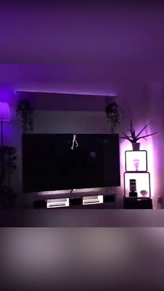 Tv Lighting, Lighting System, Game Room Design, Tv Wall Design, Cool Gadgets To Buy, Home Gadgets, Gadgets And Gizmos, Cool Inventions, Useful Life Hacks
