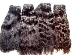 www.OHABS.com Pure, natural unprocessed Remy hair! EXCLUSIVE!  Comes in a beautiful wavy texture!!  These premium hair extensions come in off black 1/1B or dark brown 1B/2  Typically clients need two 4oz (.25 lbs)bundles for a full head.  Ohabs.com offers I-tip service!  I-tip installations save time.  I-tip extensions provides a more consistent strand size.  Using I-tips as opposed to weaving eliminates the need to section hair. http://www.ohabs.com/p/Remy-Hair/BCW-Extensions.html