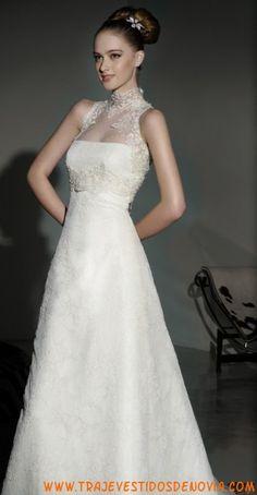 Glamorous  Jeque   Vestido de Novia  Villais
