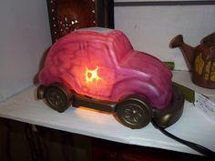 I just cant help but love vendor 20's VW beetle lamp! It gives off a lot of light for such a tiny thing but what do you expect from a VW!