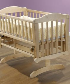 Look at this Sorelle Natural Dondola Cradle on #zulily today!
