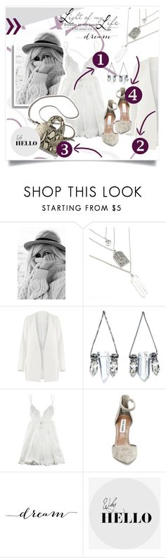 """""""Sweet dress"""" by patri-fachini ❤ liked on Polyvore featuring ufer, Non, Iosselliani, Myla, Steve Madden, Kale and WALL"""