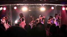 ゆるめるモ!with ハシダカズマ(箱庭の室内楽)『SWEET ESCAPE』@新宿LOFT 20140105