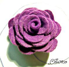 ChiorArte: Tutorial for tissue rose