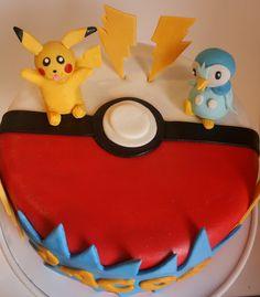 And Everything Sweet: Pokemon Cake