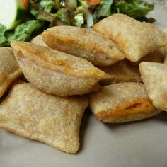 Homemade Totino's Pizza Rolls