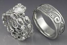 Inusuales argollas de matrimonio #Boda, #Argollas, #Anillos, #Matrimonio  http://www.lacasadelosvestidos.com/?p=2433