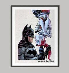 World of Harley Joker And Harley, Harley Quinn, Captain Boomerang, Deadshot, Batman, My Spirit Animal, Hero Arts, Print Pictures, Poster Prints