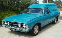 XA Falcon  Van Australian Muscle Cars, Aussie Muscle Cars, Van Car, Custom Muscle Cars, Cool Vans, Ford Falcon, Custom Vans, Custom Trucks, Motor Car