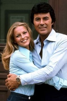 James Darren. Cheryl Ladd. In their prime (this shot: Charlies Angels, 1978).