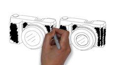 Whiteboard Animation Camera SVG - YouTube