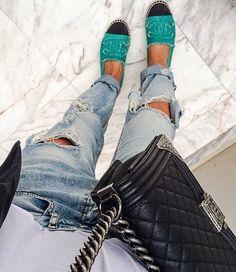 Chanel match