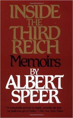 Amazon.com: Inside the Third Reich (9780684829494): Albert Speer: Books