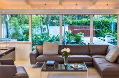 20 imagens para você amar os sofás de couro - limaonagua