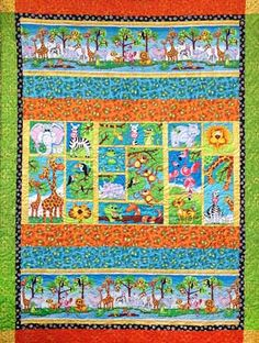 Here are the fabrics in Kathy Brown's new collection called Alligator Tales!  Available today at Bright Hopes Quilting and a free pattern!  Isn't it adorable?  Call 985-845-9554.