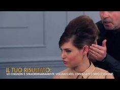 Tutorial capelli: come fare lo chignon cotonato - YouTube