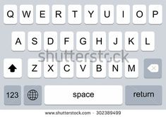 Find Vector Modern Keyboard Smartphone Alphabet Buttons stock images in HD and millions of other royalty-free stock photos, illustrations and vectors in the Shutterstock collection. Keyboard Keys, Computer Keyboard, Alphabet, Smartphone, Royalty, Buttons, Modern, Free, Royals