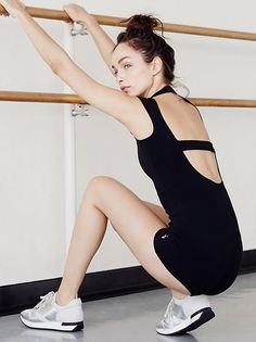 Unity Bodysuit | Make a move in this activewear bodysuit, perfect for all of your studio workouts. Featuring our exclusive Be Free fabric and tight-to-the-body fit for the ultimate range of motion. Power Mesh lining makes for a breathable wear. Open back and strappy detail at the shoulders makes for a unique silhouette.