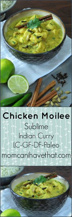Indian curry at its best! | coconut milk, chicken and spices | Low carb…
