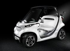 Mercedes-Benz Style Edition Garia Golf Car - Garia Luxury Golf Car