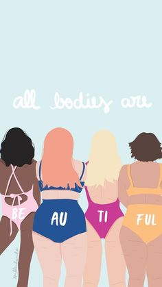 l a c e (ノ◕ヮ◕)ノ*:・゚✧ - - - Body Positivity - Body Love, Loving Your Body, Body Positive Quotes, Strong Quotes, Plakat Design, Body Shaming, Body Confidence, Confidence Quotes, Feminist Art