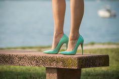 Scarpe azzurro Tiffany: nel blog tutte le info <3