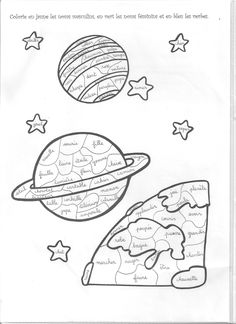 Coloriages magiques France For Kids, Cycle 3, Home Schooling, Home Interior, Alphabet, Homeschool, Activities, Education, Initiation