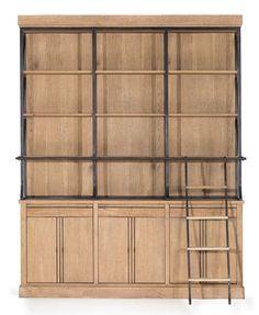 Cupboard Vanna With Ladder